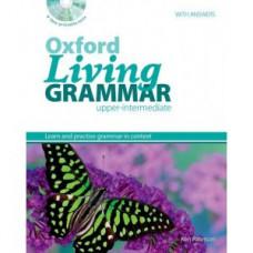 Oxford Living Grammar Upper-Intermediate Student's Book CD-ROM Pack