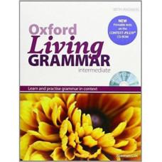 Грамматика английского языка Oxford Living Grammar Intermediate Student's Book CD-ROM Pack