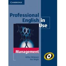 Учебник Professional English in Use Management