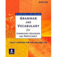 Grammar and Vocabulary for Cambridge Advanced and Proficiency Paperback with key