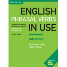 English Phrasal Verbs in Use Second Edition Advanced with answers