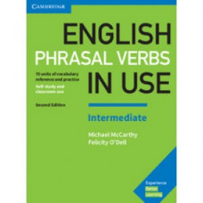 English Phrasal Verbs in Use Second Edition Intermediate Edition with answers