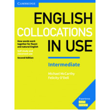 English Collocations in Use Second Edition Intermediate with answers