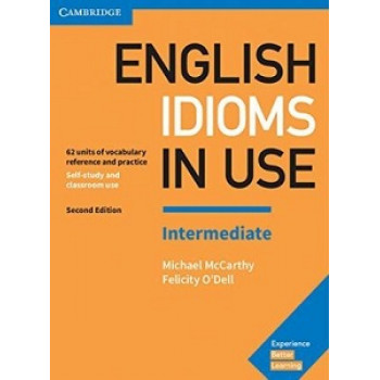 English Idioms in Use Second Edition Intermediate with answers