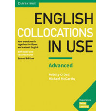 English Collocations in Use Second Edition Advanced with answers