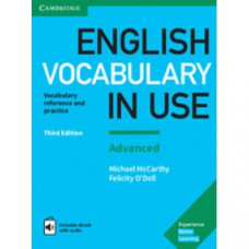 English Vocabulary in Use Advanced with eBook