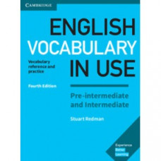 Vocabulary in Use Pre-intermediate and Intermediate