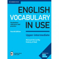 Vocabulary in Use Upper-intermediate with eBook