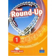 New Round-Up Grammar Practice Level 1 Student Book + CD-ROM