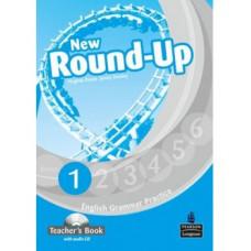 New Round-Up Grammar Practice Level 1 Teacher's Book + Audio CD
