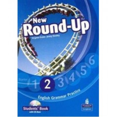 New Round-Up Grammar Practice Level 2 Student Book + CD-ROM