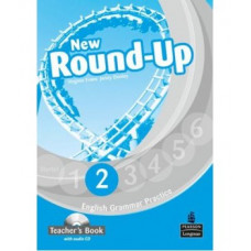 New Round-Up Grammar Practice Level 2 Teacher's Book + Audio CD