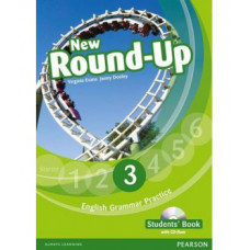 New Round-Up Grammar Practice Level 3 Student Book + CD-ROM