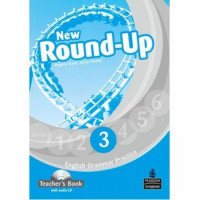 New Round-Up Grammar Practice Level 3 Teacher's Book + Audio CD