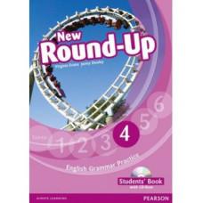 New Round-Up 4 Grammar Practice Student Book + CD-ROM
