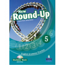 New Round-Up Grammar Practice Level 5 Student Book + CD-ROM