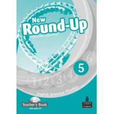 New Round-Up Grammar Practice Level 5 Teacher's Book + Audio CD