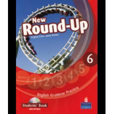 New Round-Up 6 Grammar Practice Student Book + CD-ROM