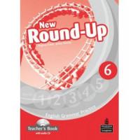New Round-Up Grammar Practice Level 6 Teacher's Book + Audio CD
