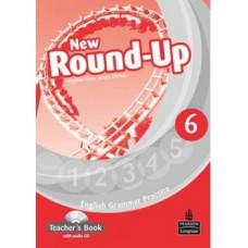 New Round-Up 6 Grammar Practice Teacher's Book + Audio CD