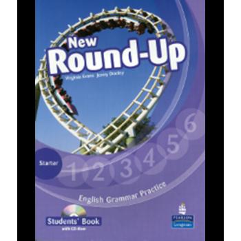 New Round-Up Grammar Practice Starter Level Student Book + CD-ROM
