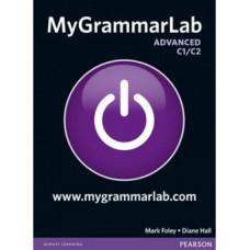Учебник MyGrammarLab Advanced With Key and MyLab Pack