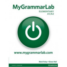 Учебник MyGrammarLab Elementary With Key and MyLab Pack
