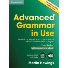 Грамматика Advanced Grammar in Use with eBook