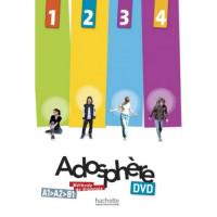 Диск Adosphère : Niveaux 1, 2, 3, 4 DVD PAL
