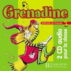 Диски Grenadine : Niveau 1 CD audio classe (x2)