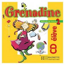 Диск Grenadine : Niveau 2 CD audio individuelle