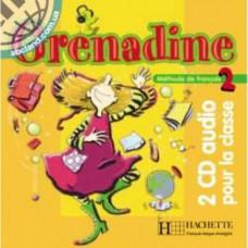 Диски Grenadine : Niveau 2 CD audio classe (x2)