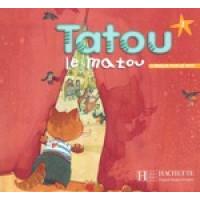 Учебник Tatou le matou : Niveau 2 Livre de l'élève