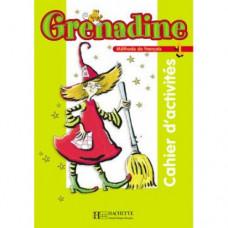 Рабочая тетрадь Grenadine : Niveau 1 Cahier d'activités