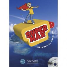 Учебник Super Max : Niveau 1 Livre de l'élève + CD audio