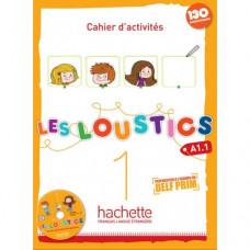 Рабочая тетрадь Les Loustics : Niveau 1 Cahier d'activités + CD audio