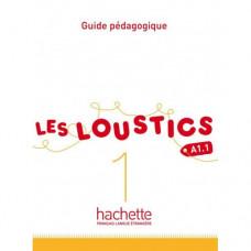 Книга для учителя Les Loustics : Niveau 1 Guide pédagogique