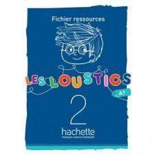 Ресурсы для учителя Les Loustics 2 Fichier ressources