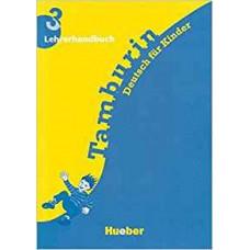 Книга для учителя Tamburin 3 Lehrerhandbuch