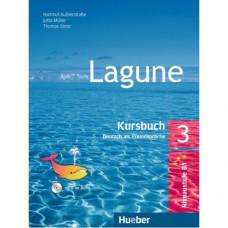Учебник Lagune 3 Kursbuch + CD