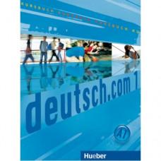 Учебник deutsch.com 1 Kursbuch
