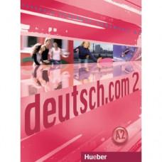 Учебник deutsch.com 2 Kursbuch