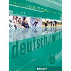 Учебник deutsch.com 3 Kursbuch