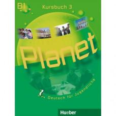 Учебник Planet 3 Kursbuch