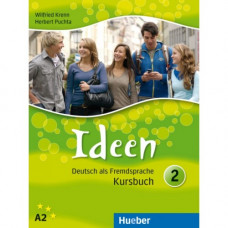 Учебник Ideen 2 Kursbuch
