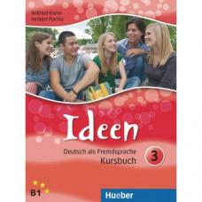 Учебник Ideen 3 Kursbuch