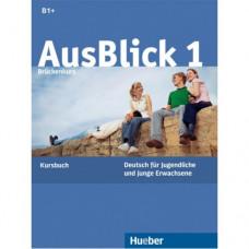Учебник AusBlick 1 Kursbuch