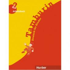 Рабочая тетрадь Tamburin 2 Arbeitsbuch