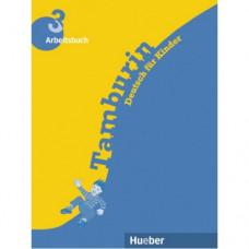 Рабочая тетрадь Tamburin 3 Arbeitsbuch
