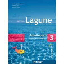 Рабочая тетрадь Lagune 3 Arbeitsbuch